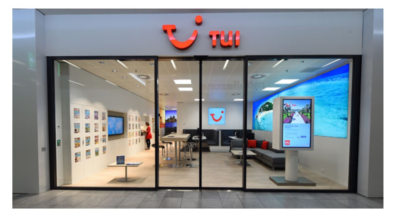 Picture complements of TUI Group website.