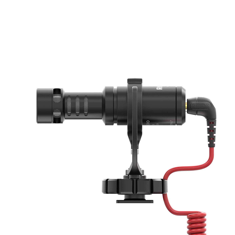 Rode VideoMicro On-Camera Mic