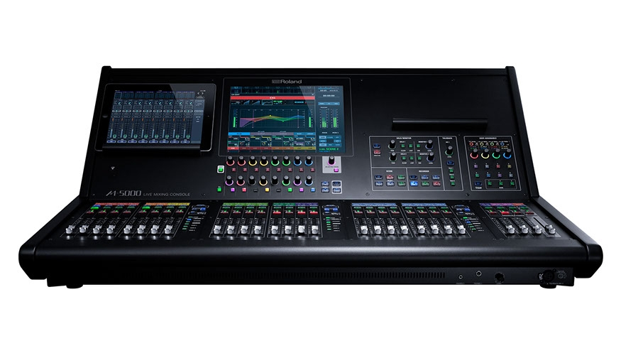 Roland M5000 Mixing Console