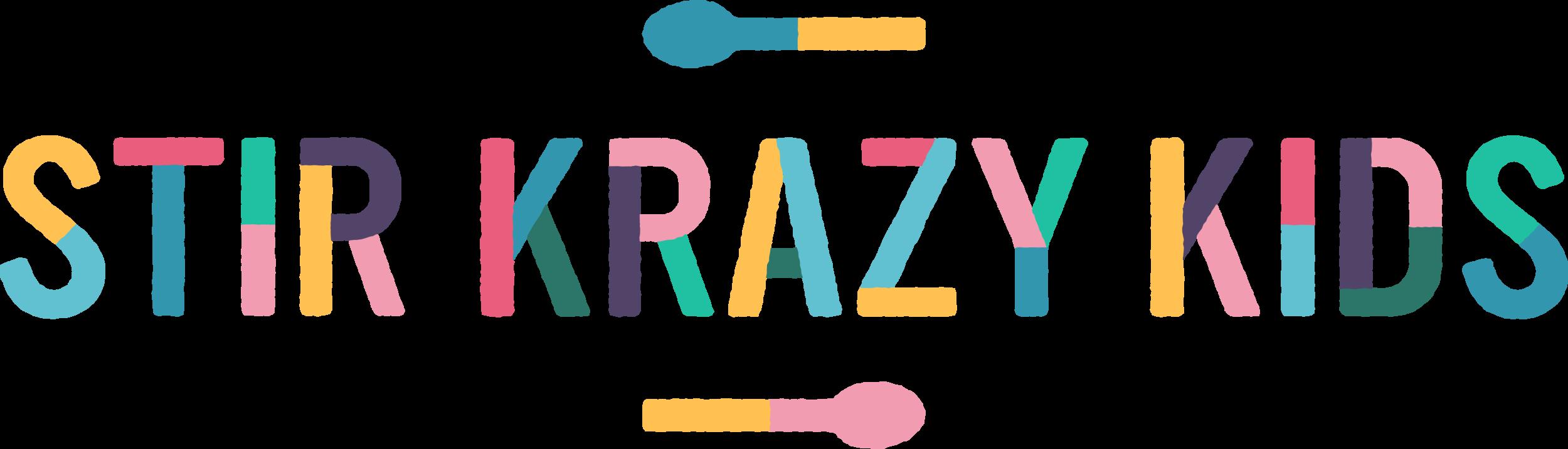 Stir Krazy Kids logo