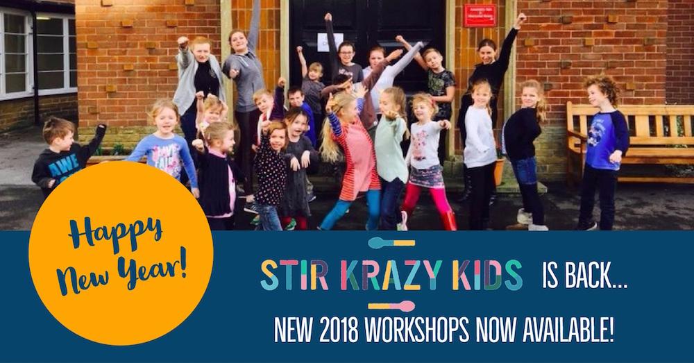 Stir Krazy Kids 2018