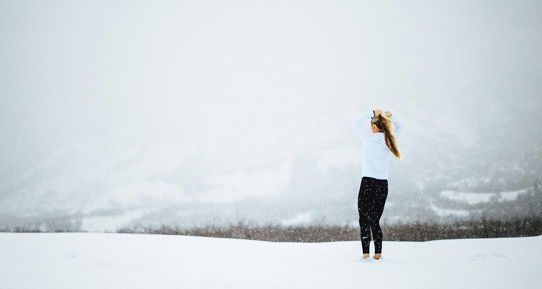 Introducing, The Winter Wellness Challenge!