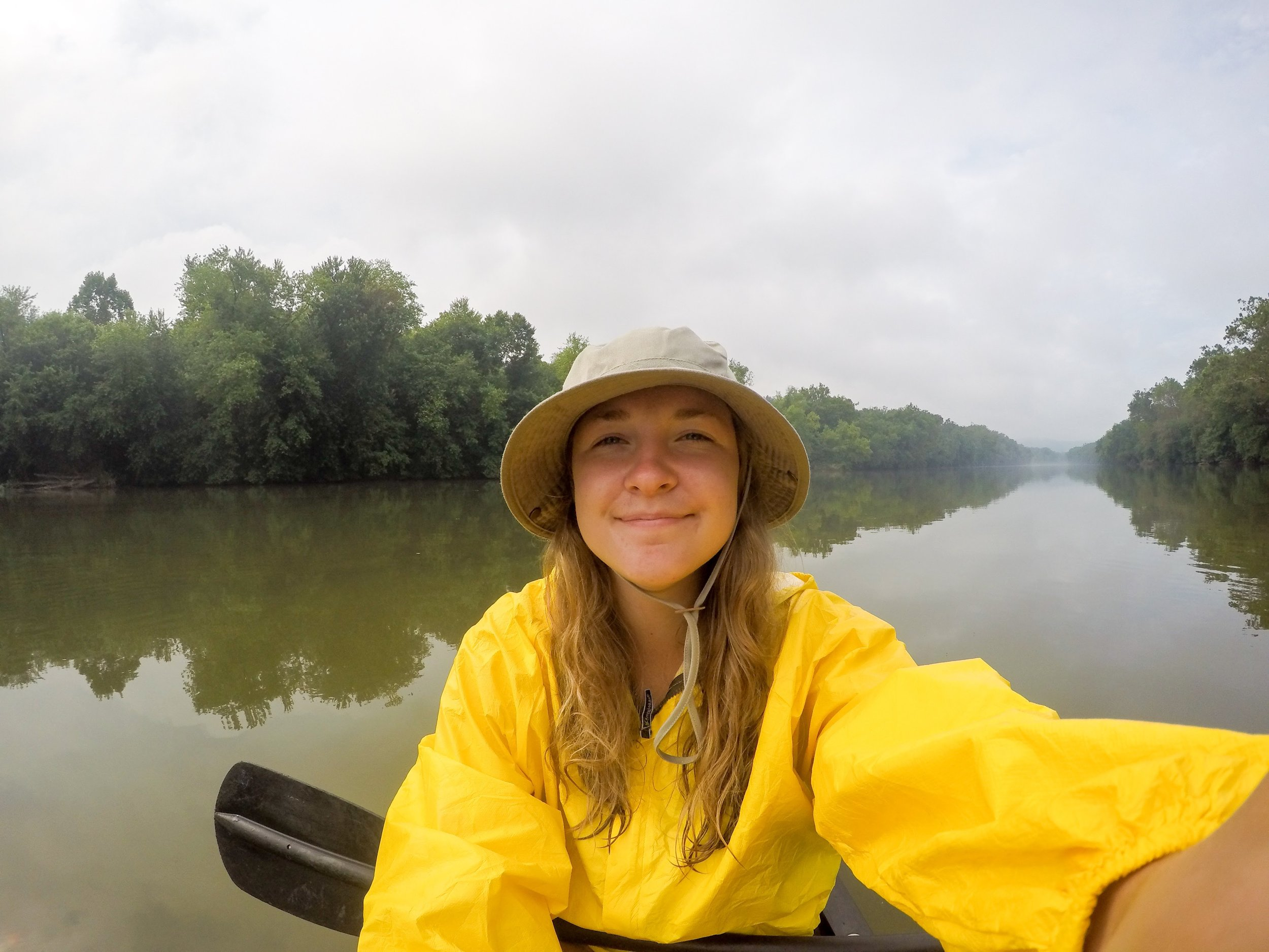 Appalachian Trail, Shenandoah River, VA