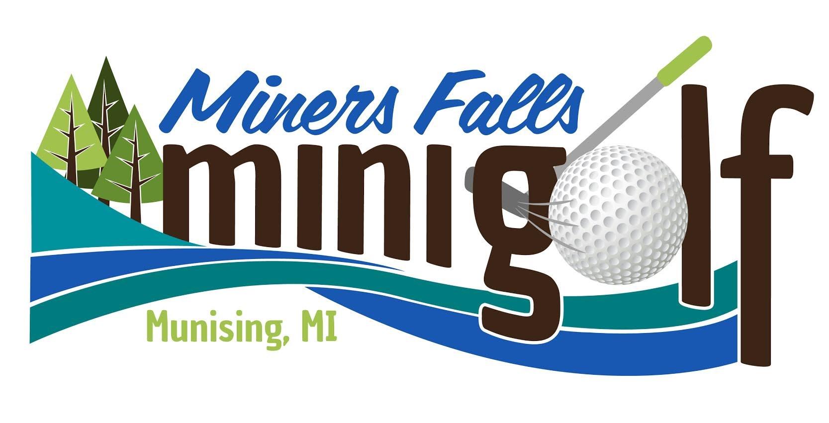 Miners Falls Mini Golf -