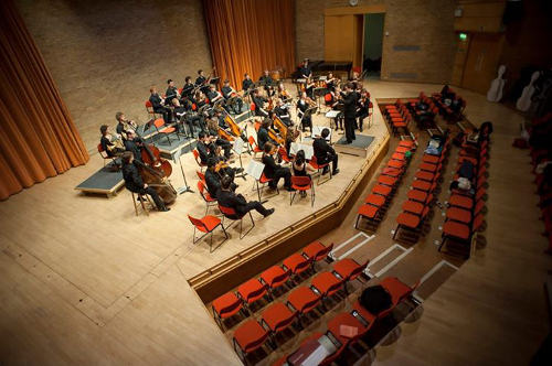 Cambridge University Chamber Orchestra