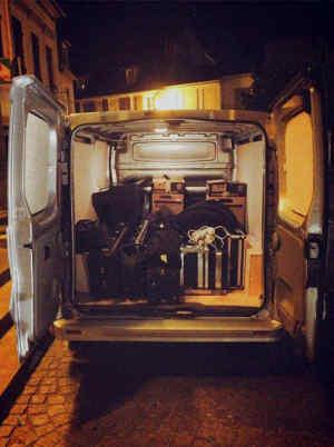 Recording Van Bordeaux