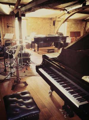 Alfred Brendel Steinway Grand Piano