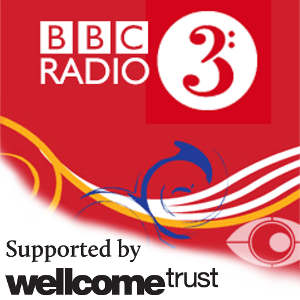 The Descent of Language  pres. Sarah Walker feat. The Clerks' Group  BBC Radio 3, Sep 2015  Mixed and edited by Myles Eastwood