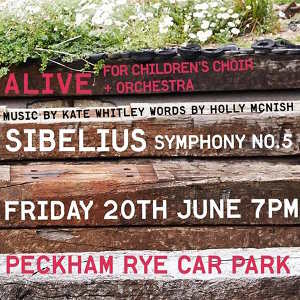 Multi-Story 2014 season  Orchestral concerts recorded live in Peckham Rye Multistorey Car Park
