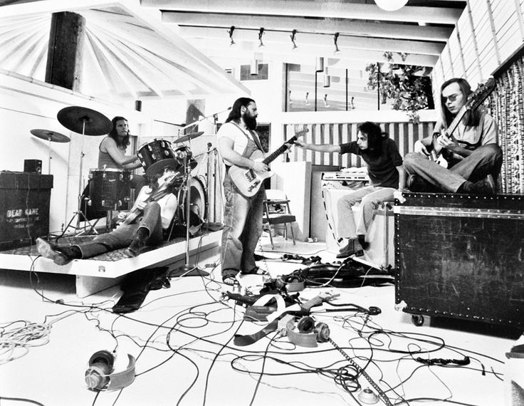 Steely Dan Can't Buy A Thrill Recording Studio Session 1972