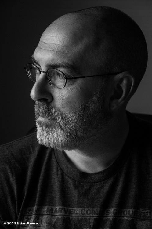BRIAN KEENE - is a prolific award-winning author, writing in the horror genre. He will be appearing at The Comic Store to discuss and sign his new book,: White Fire