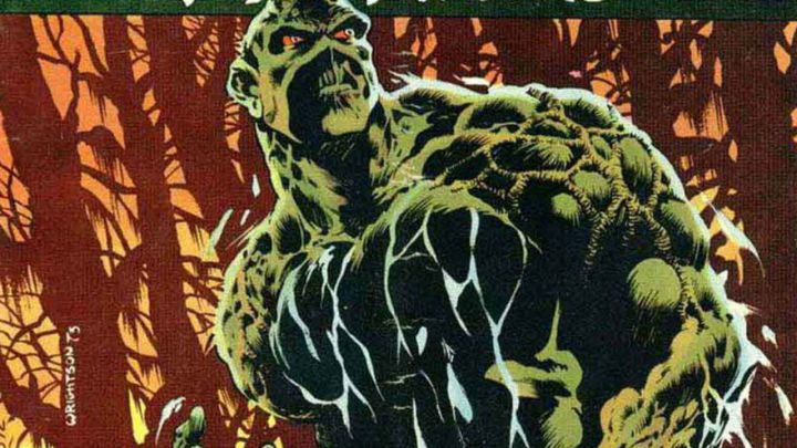 BERNIE WRIGHTSON WAS THE CO-CREATOR OF SWAMP THING