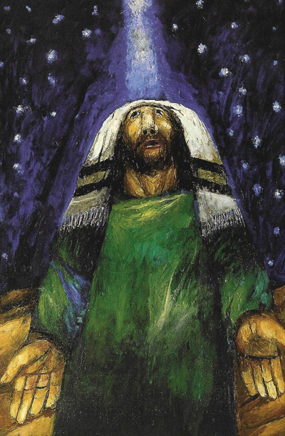 Abraham (The Night in Hebron)