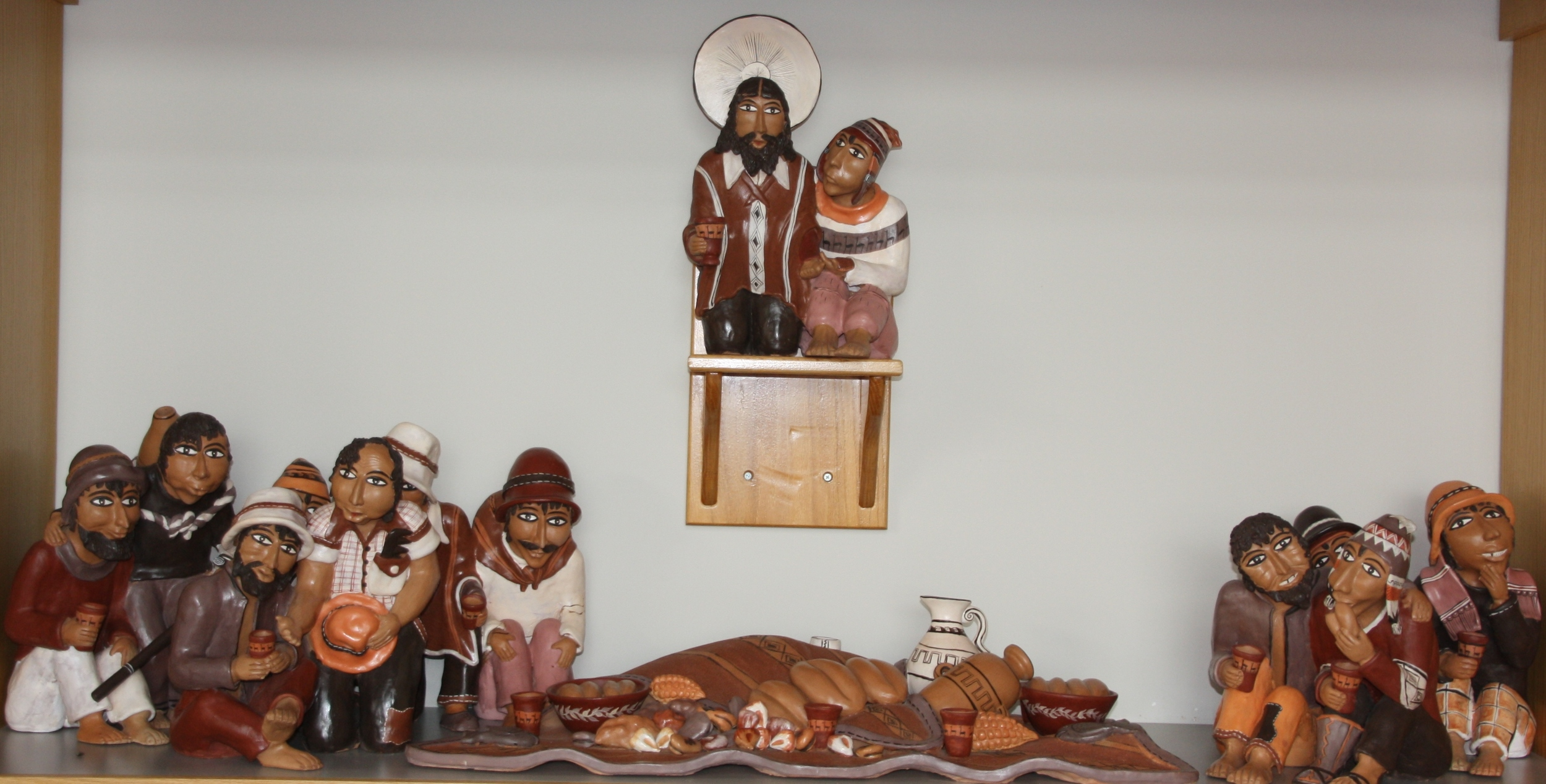 The Last Supper: Pottery from Peru