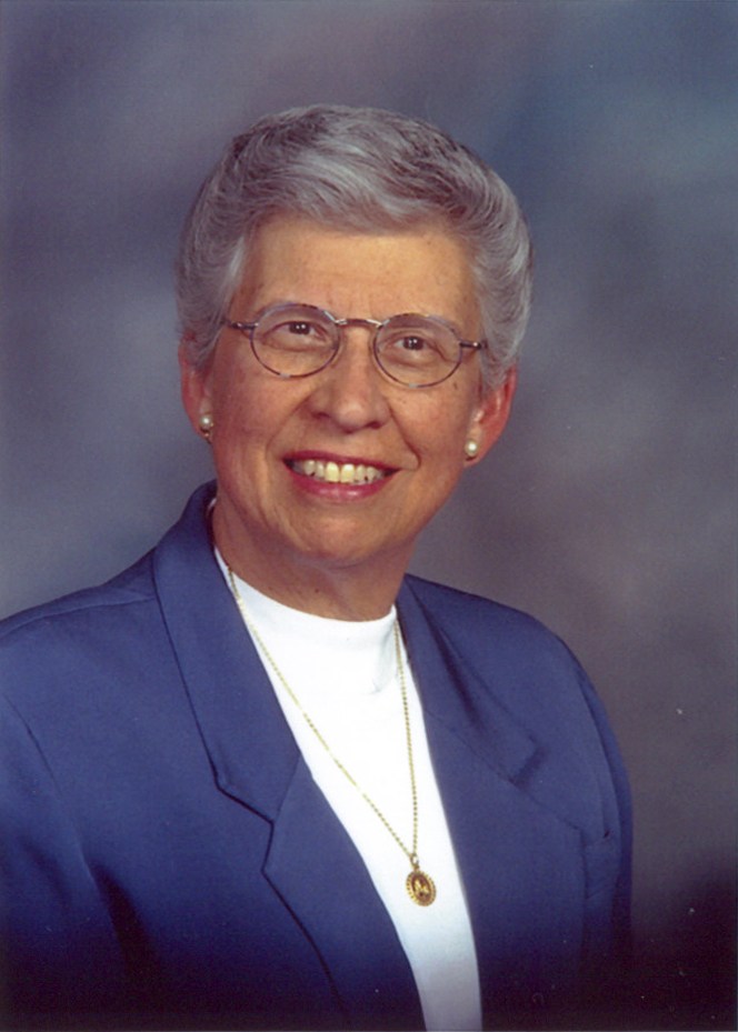 Sister Marie Micheletto, RSM, M.A., L.P.C., LMHP,