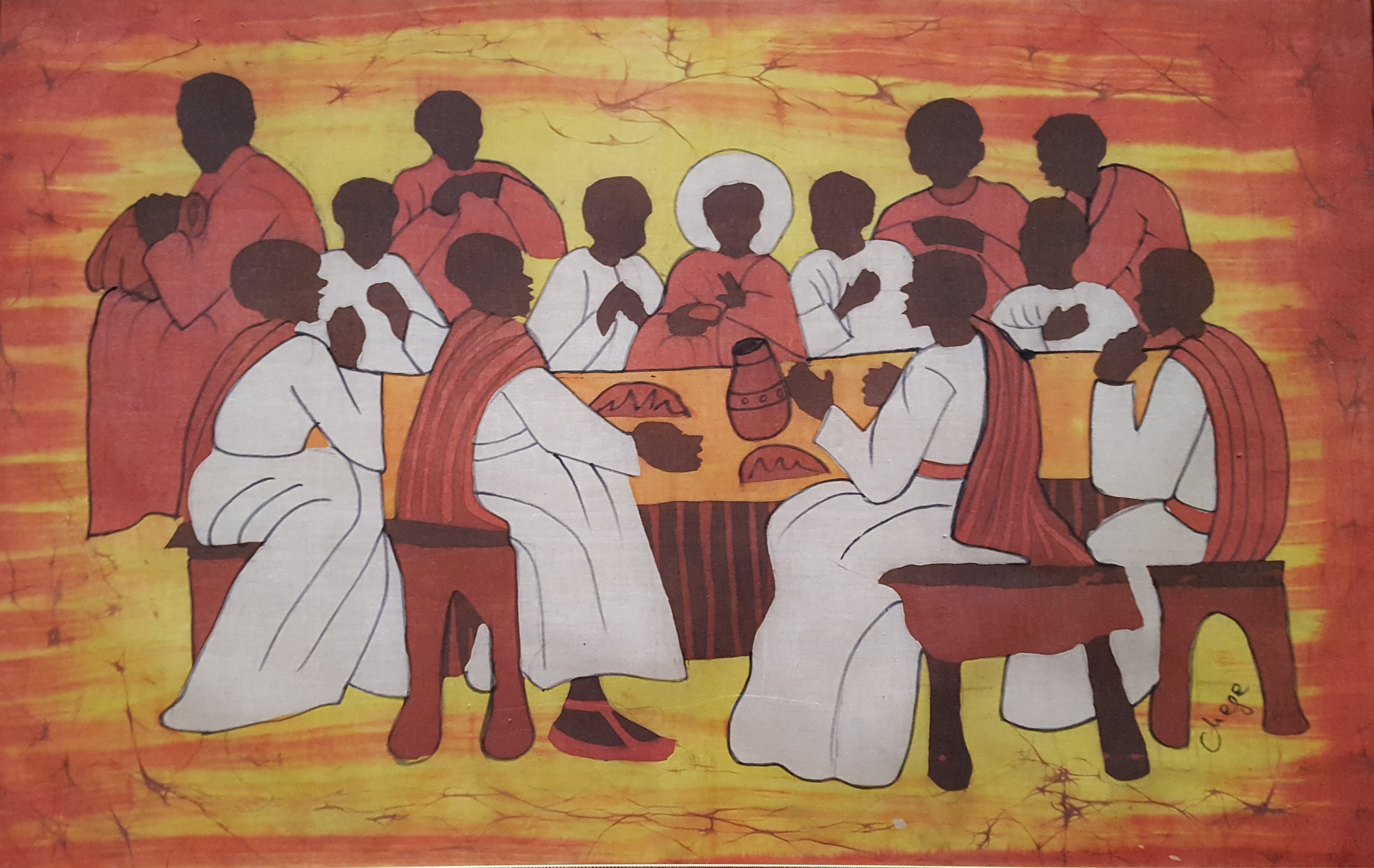 East African Last Supper
