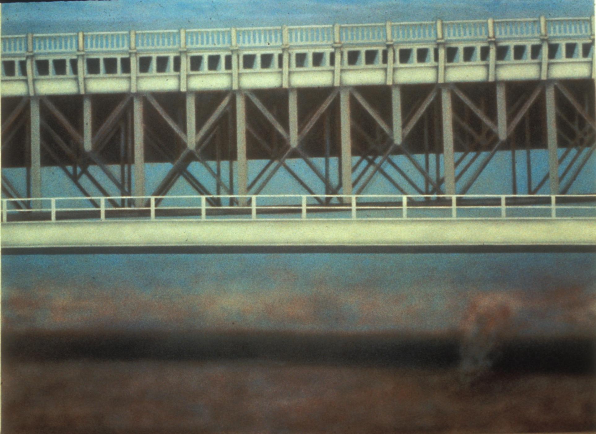 V. Pearl Street Underpass   7' x 10' ac/c