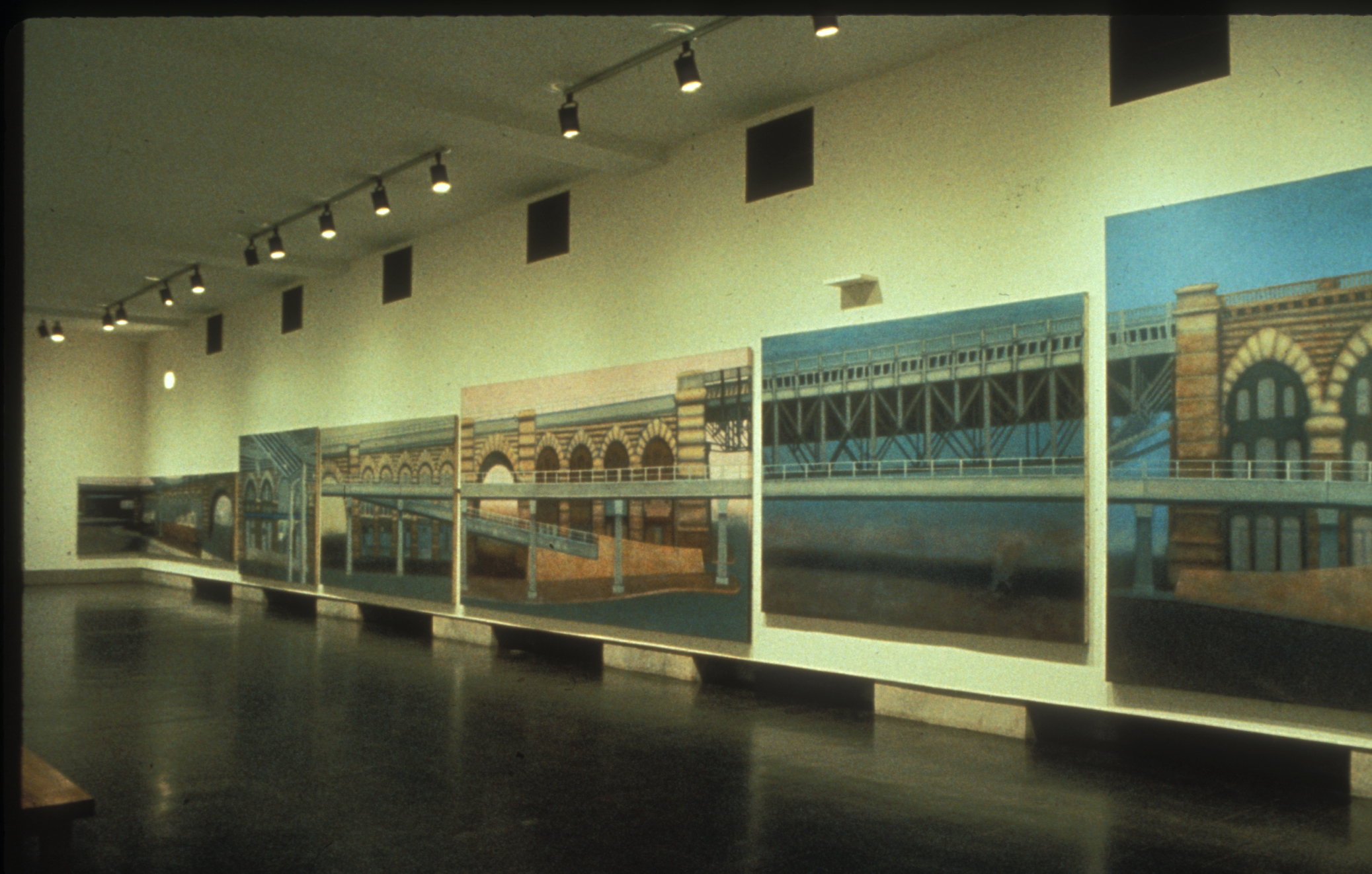 Brooklyn Museum Installation