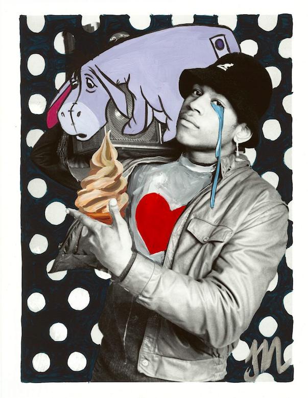 Muck/Janette Beckman  LL Cool J