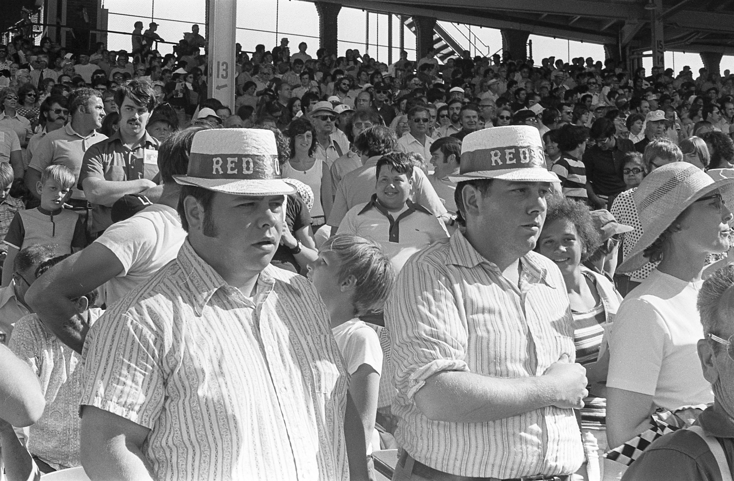 Fenway Park, 1974