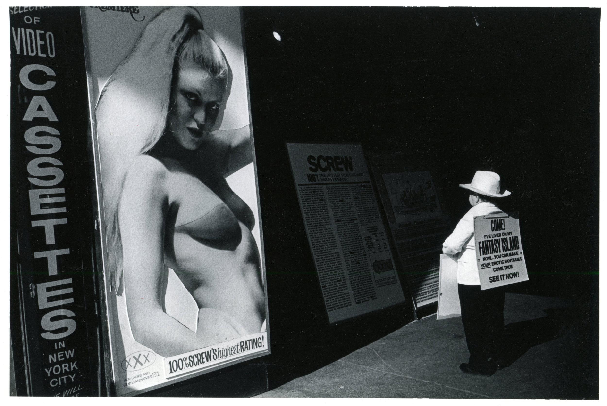 Fantasy Island, New York 1980