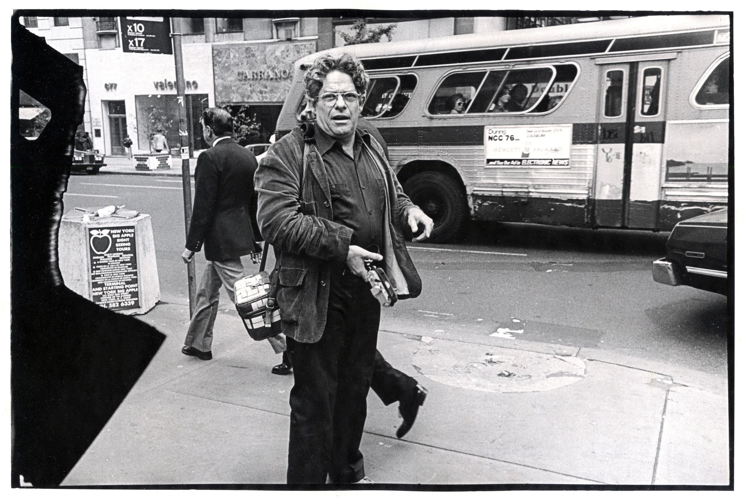 Garry Winogrand, 1976