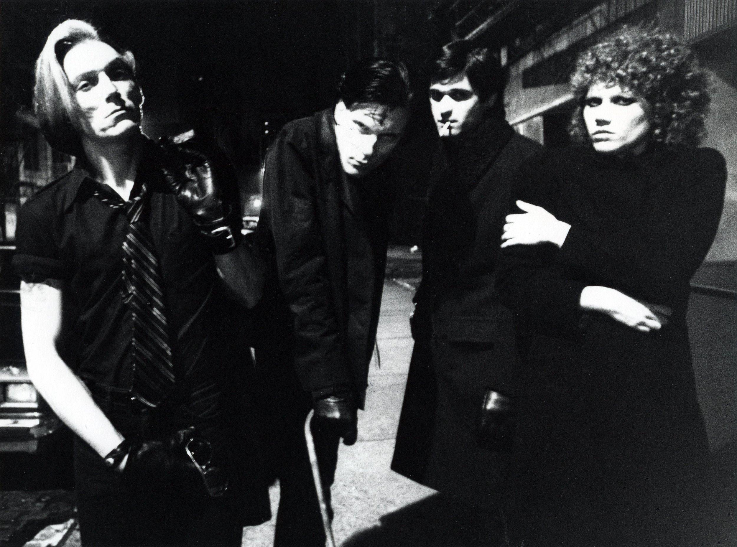 The Cramps, CBGB 1977