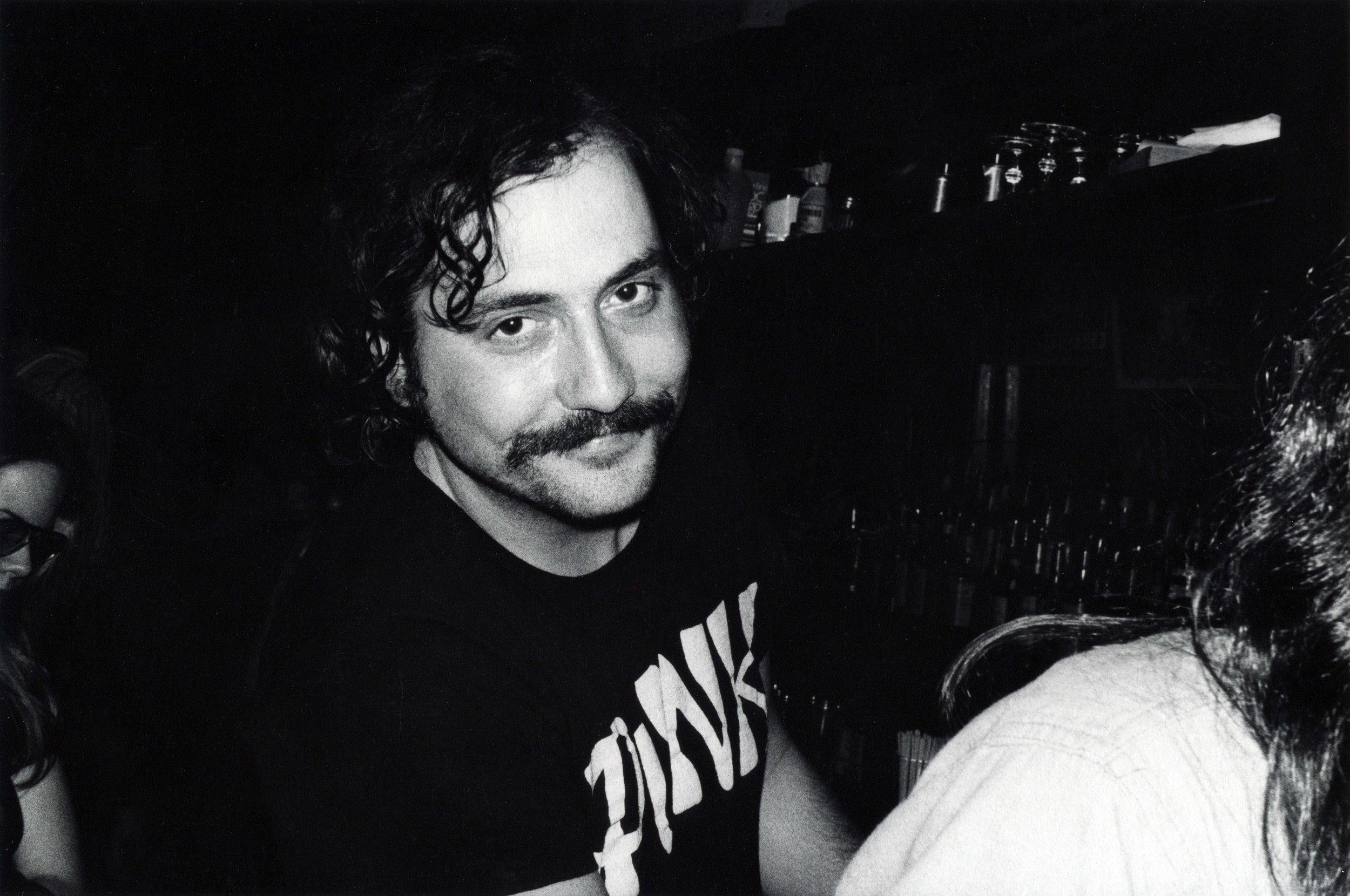 Lester Bangs, CBGB 1978