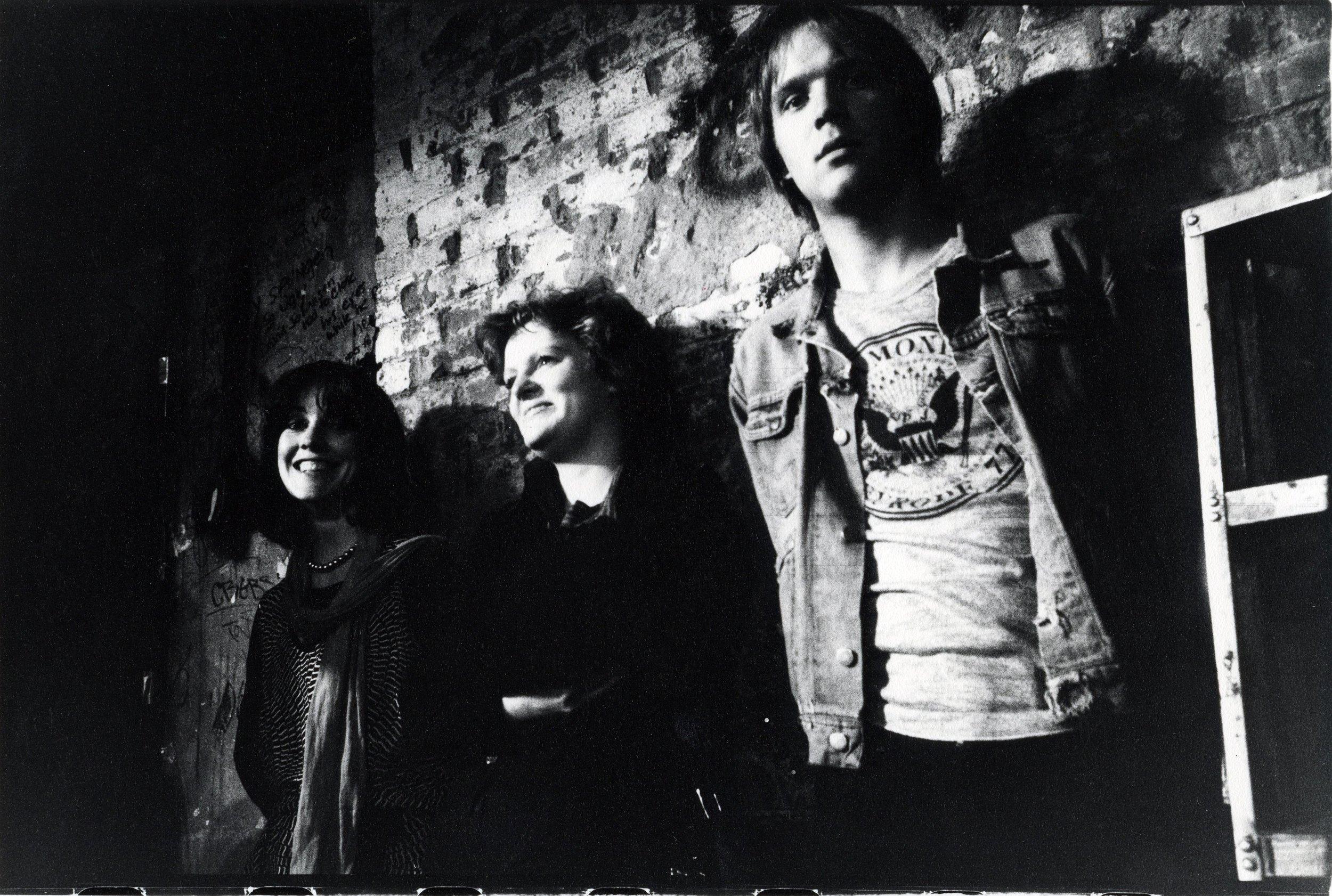 Editors of Punk Magazine, Roberta Bayley, Mary Harron, John Holstrom, CBGB 1977