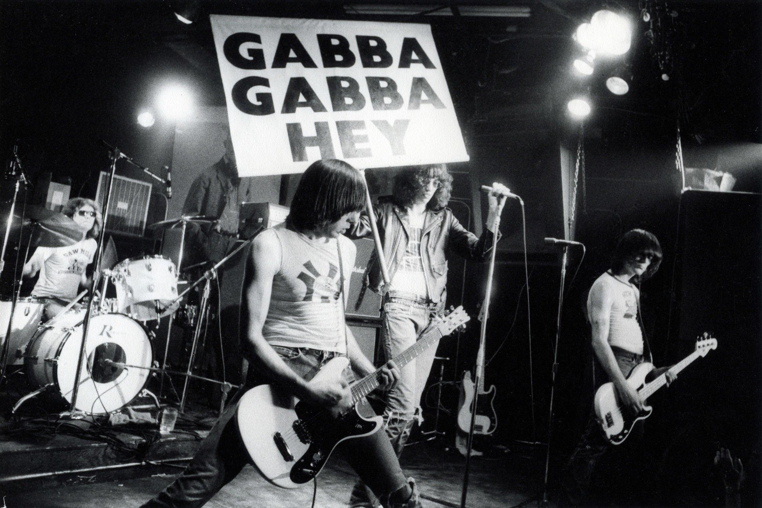 Ramones, CBGB 1977