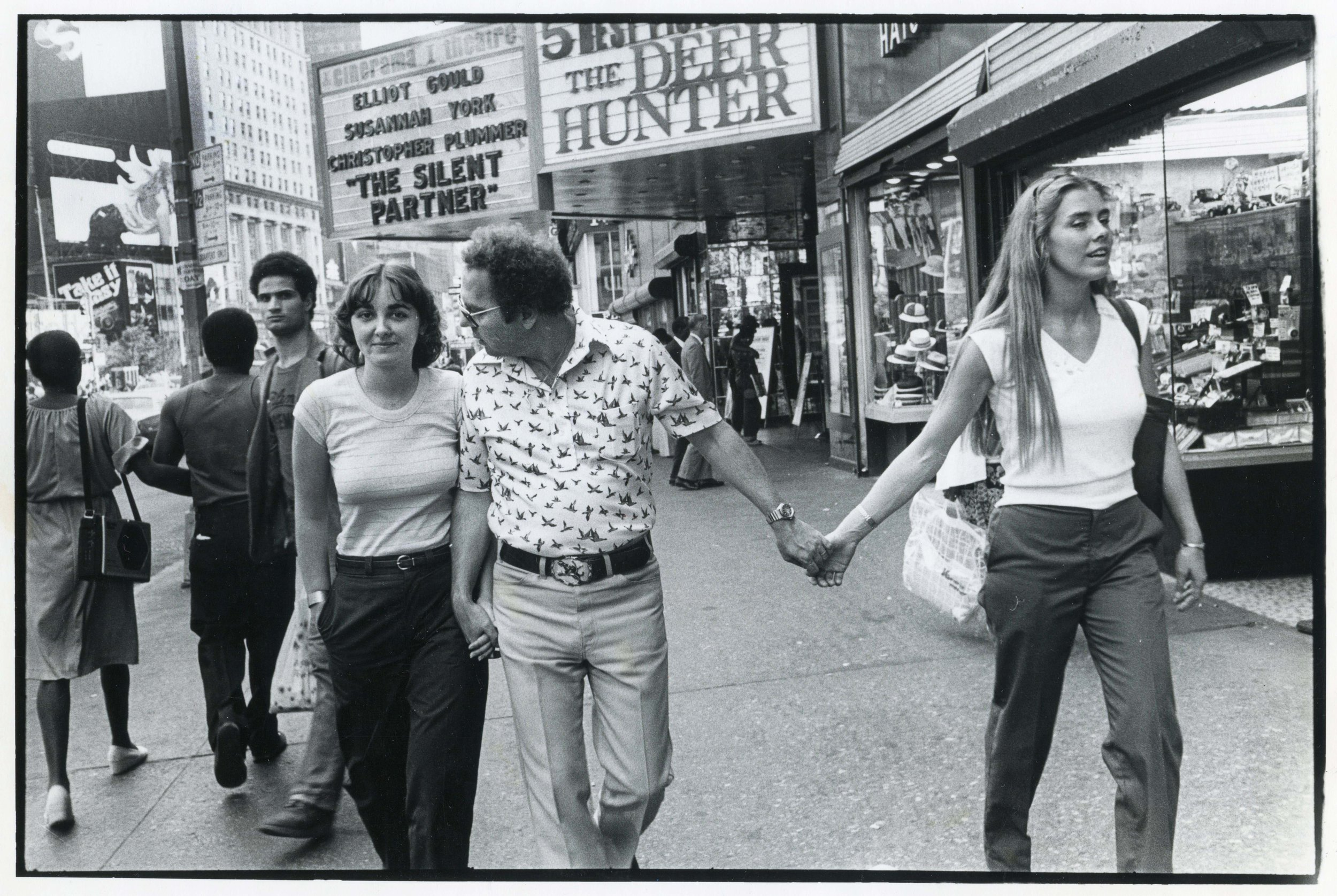 Silent Partner, Times Square 1979