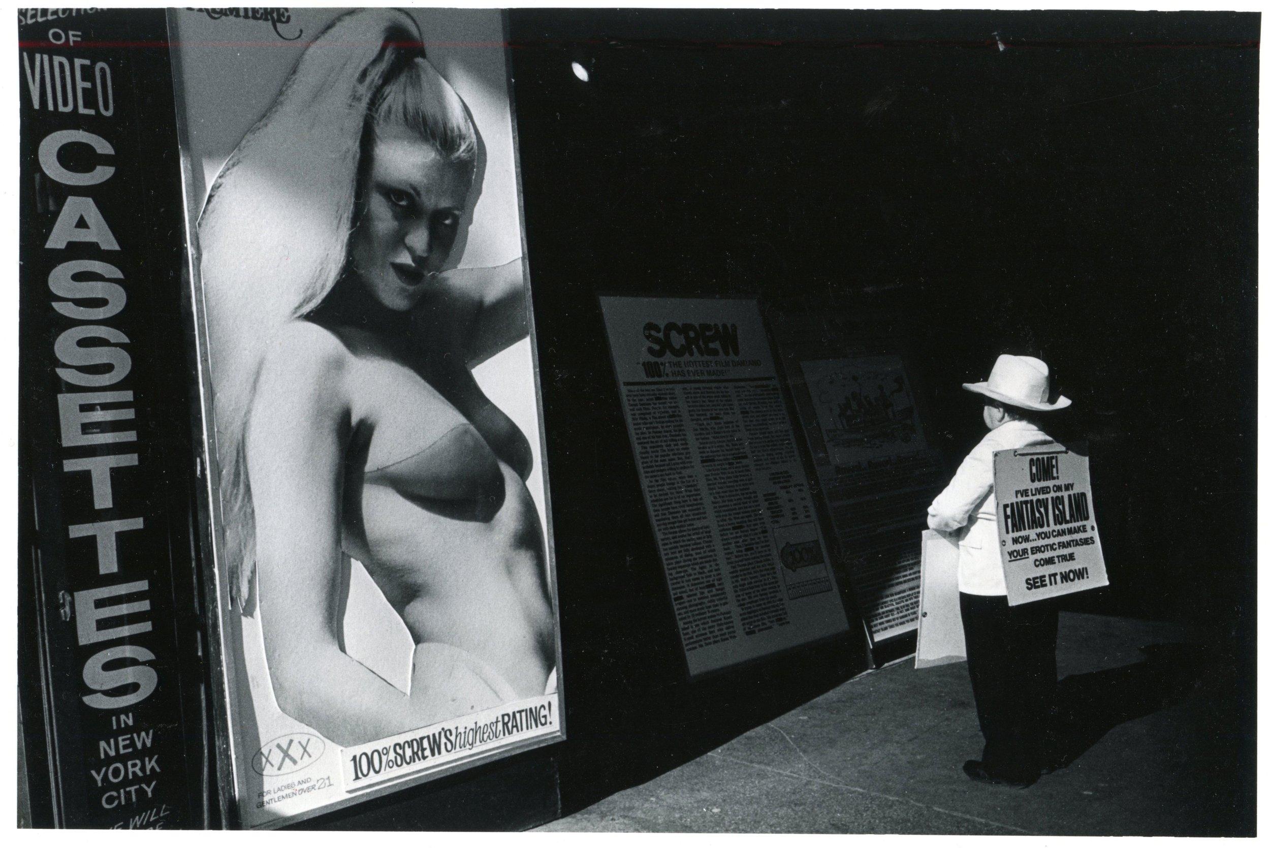 Fantasy Island, Times Square 1980