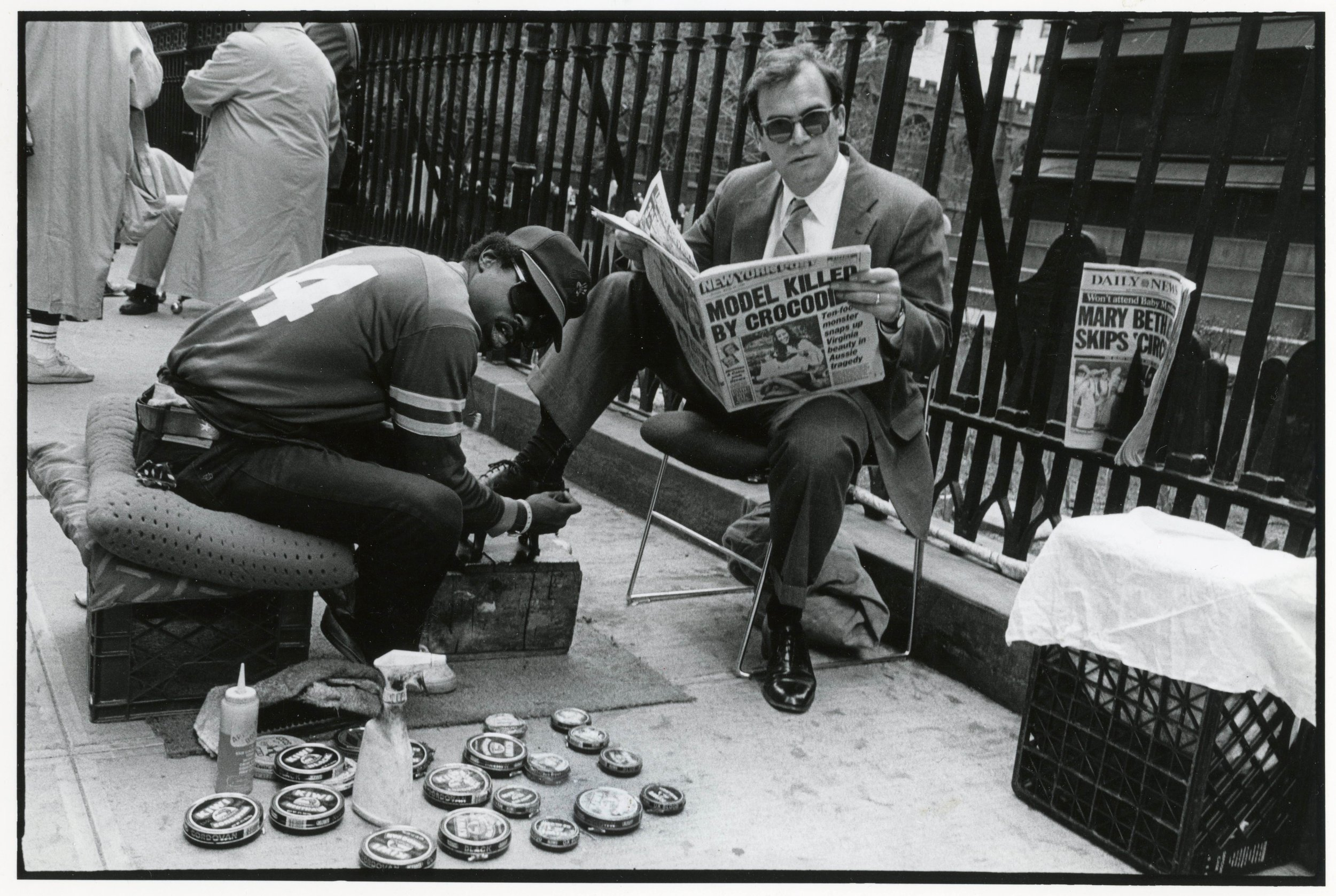 Wall Street 1980's