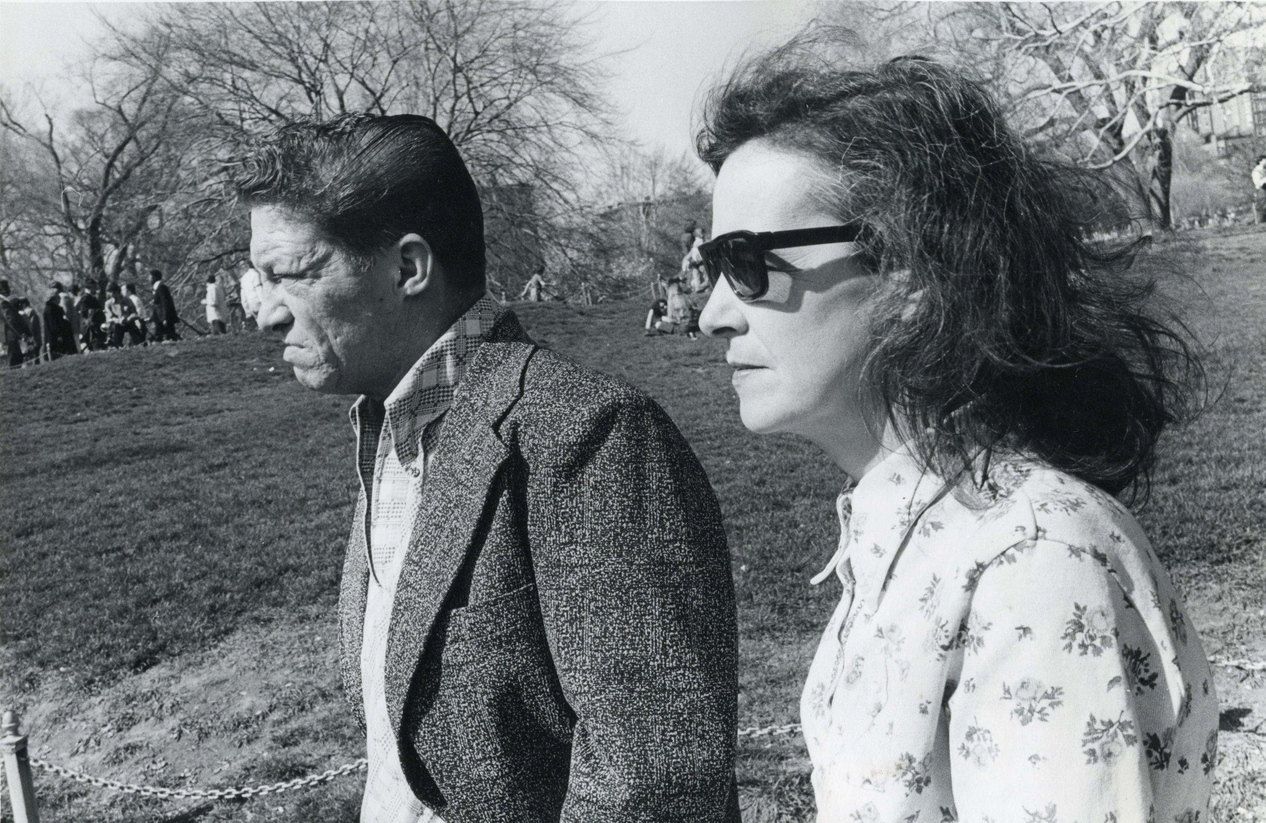 Couple Boston 1974