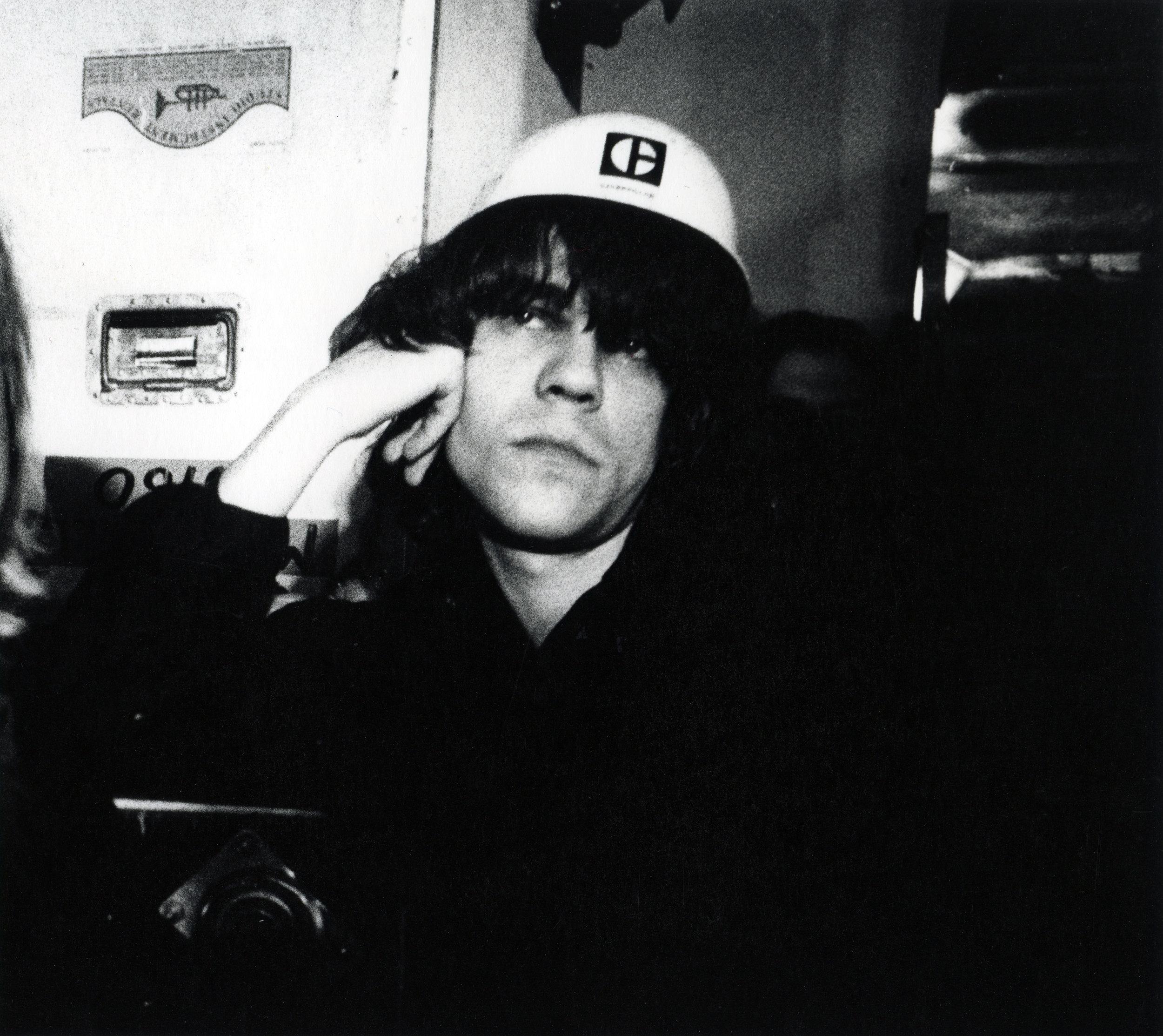 David Johansen, CBGB 1977