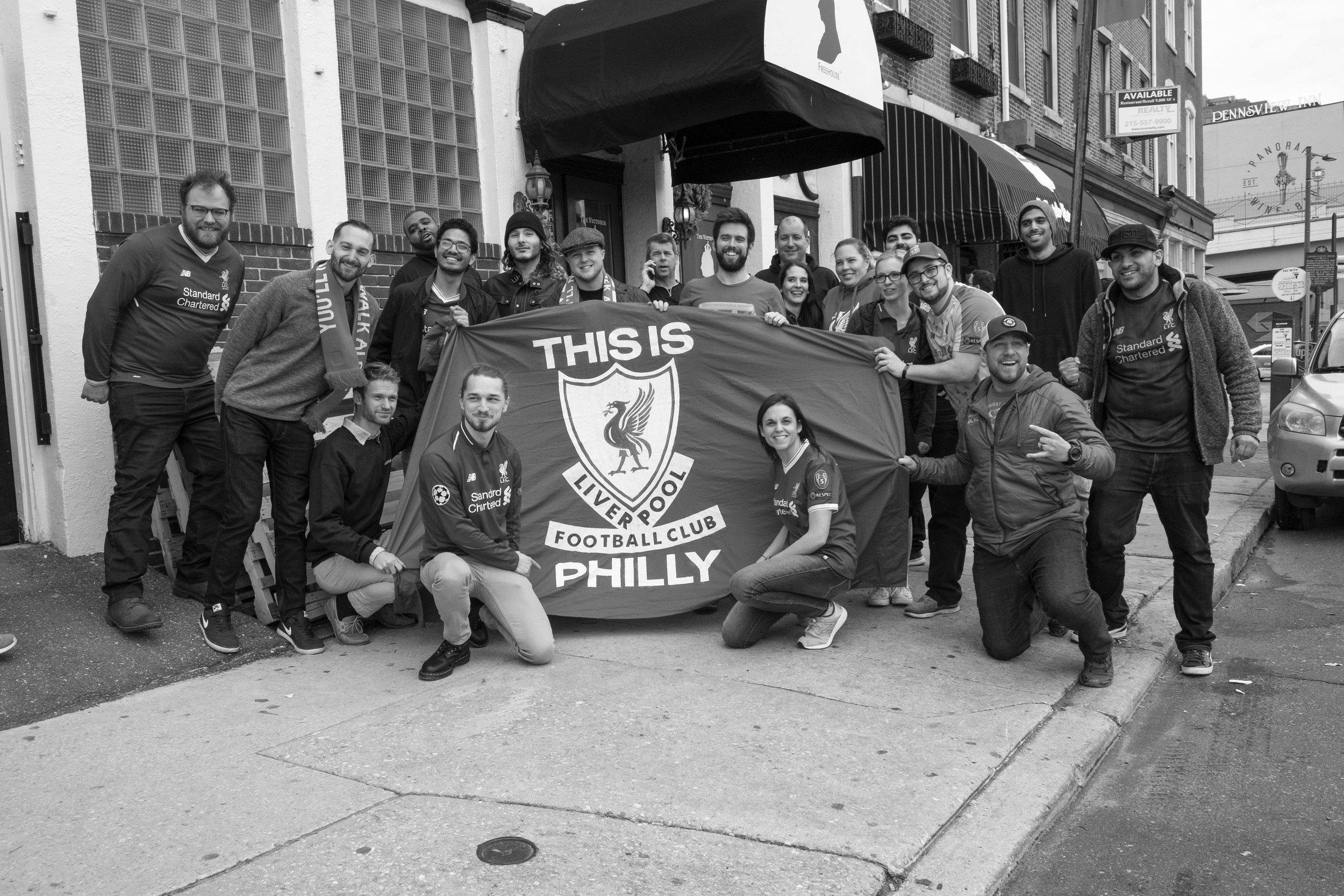 LFC Philadelphia at The Victoria Freehouse