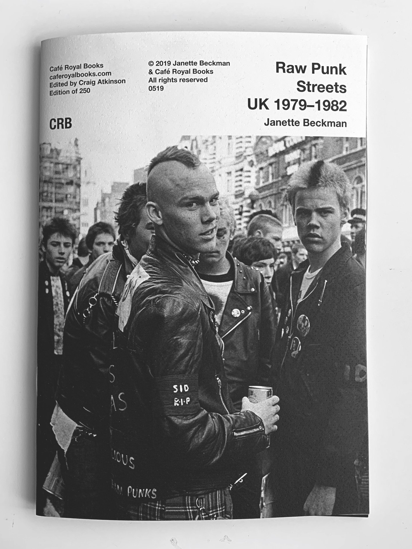 Raw Punk Street 1979-1982, Janette Beckman