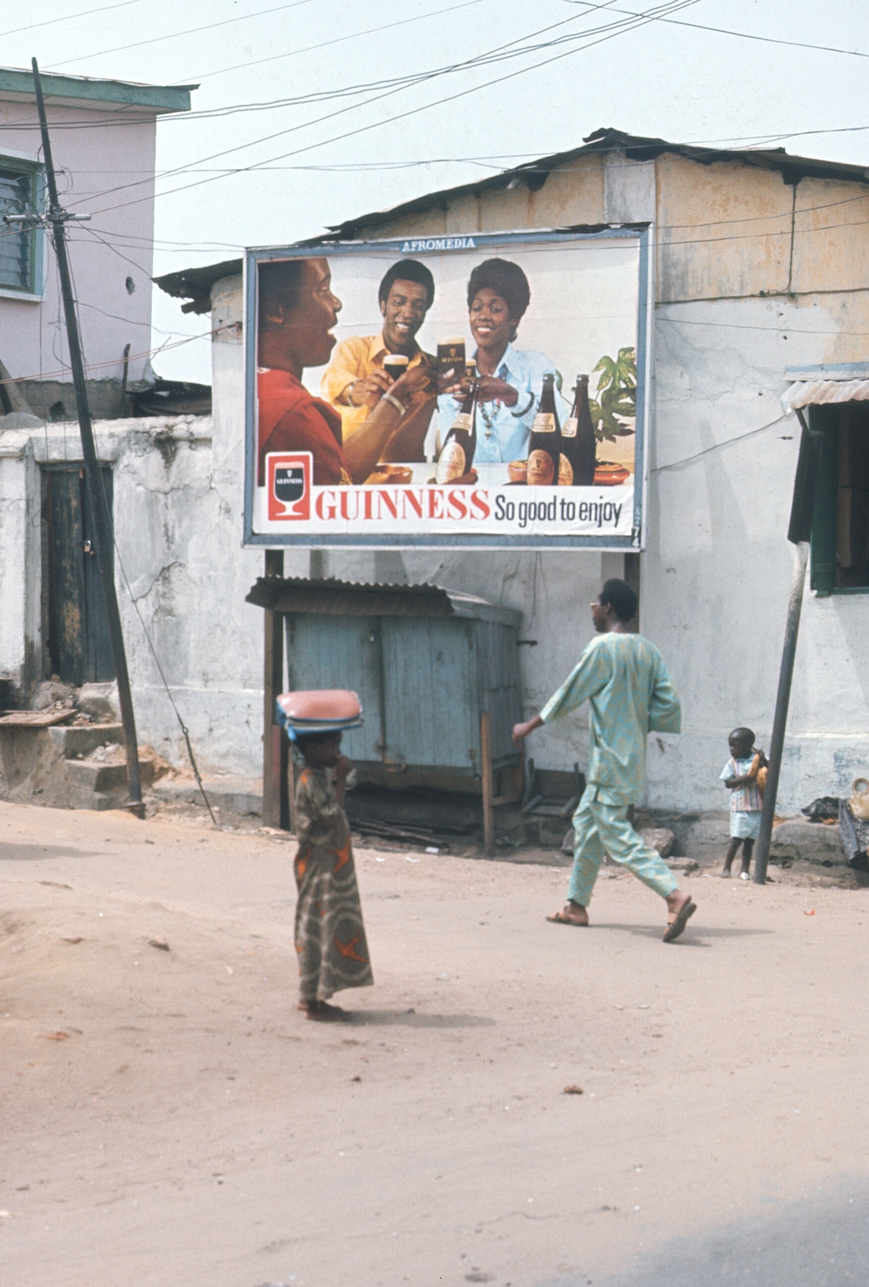 On the streets of Lagos