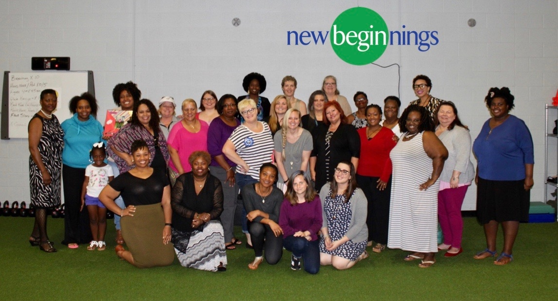 The New Beginnings Center - Transforming lives through strength, fitness, and health!