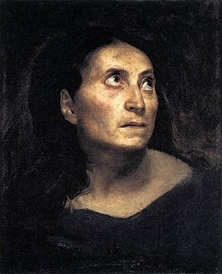 Decadentism portrait