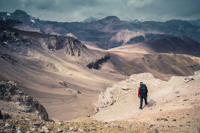 natureconservancy :      Sin senderos  by  Claudio ©  on Flickr.