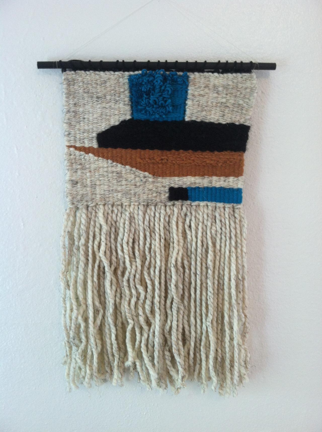 New weaving