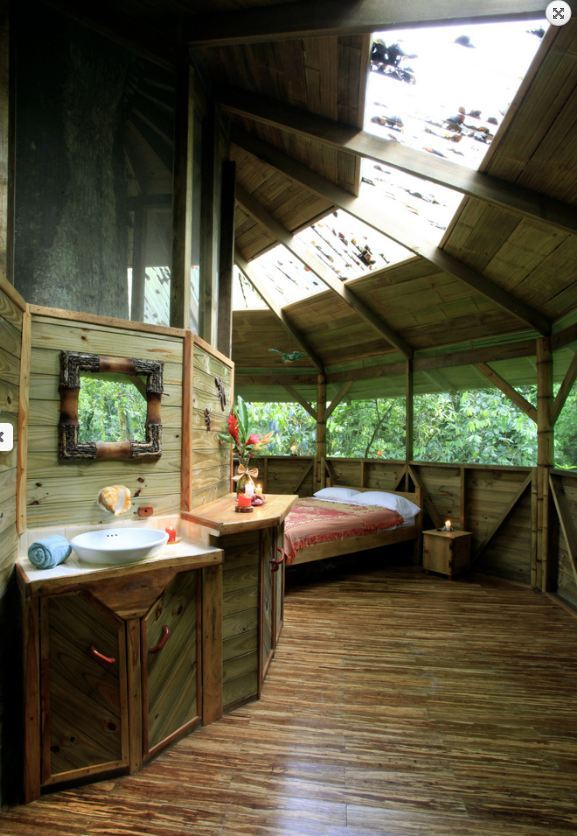 creativehouses :     Treehouse Bedroom    Read More