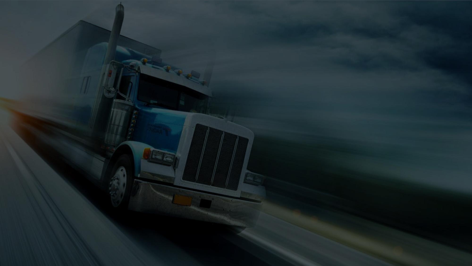 Transporte de carga a un clic