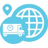 Hacer seguimiento en tiempo real - Puedes conocer siempre la ubicación exacta del vehículo