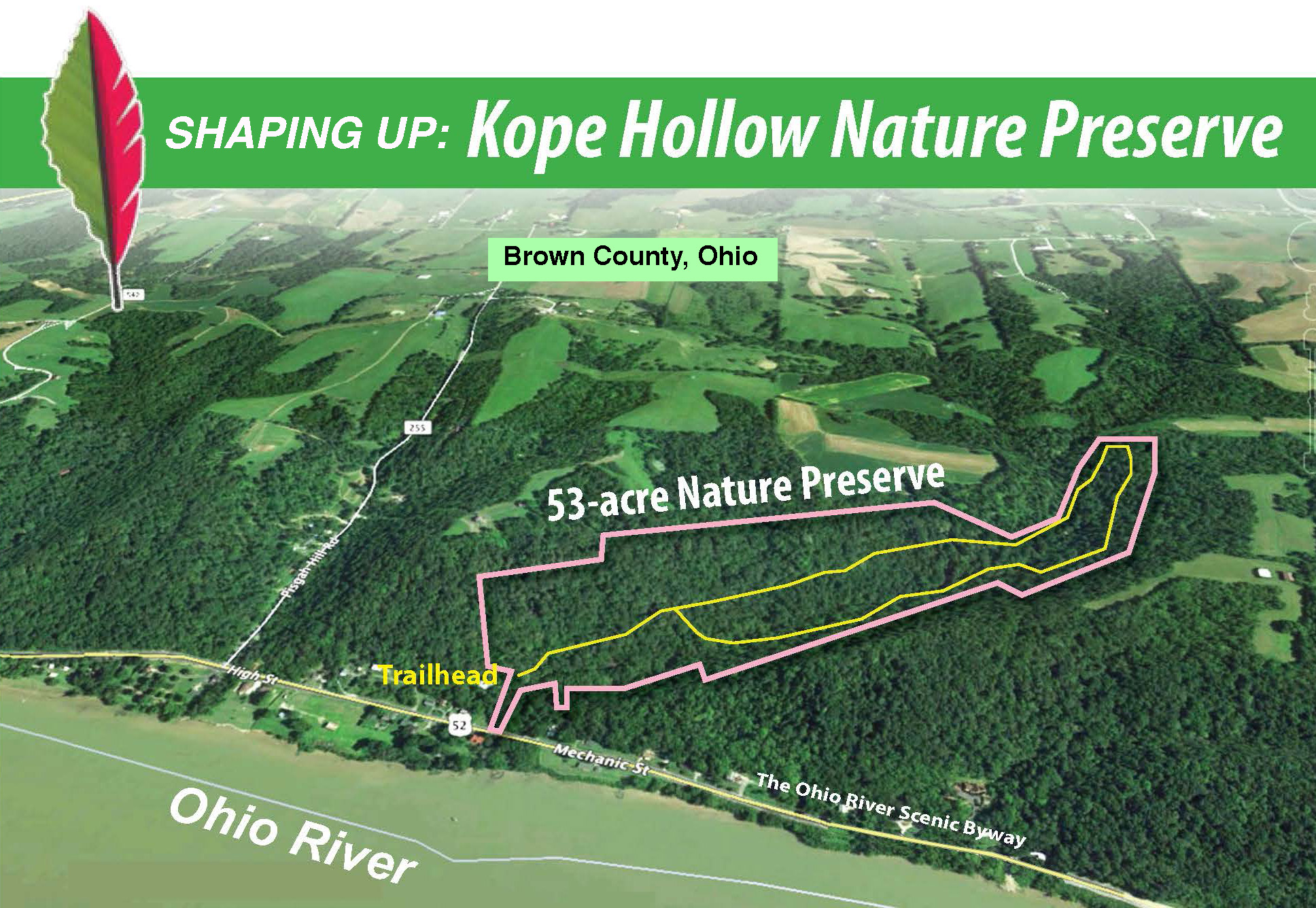 Aerial Perspective, Kope Hollow
