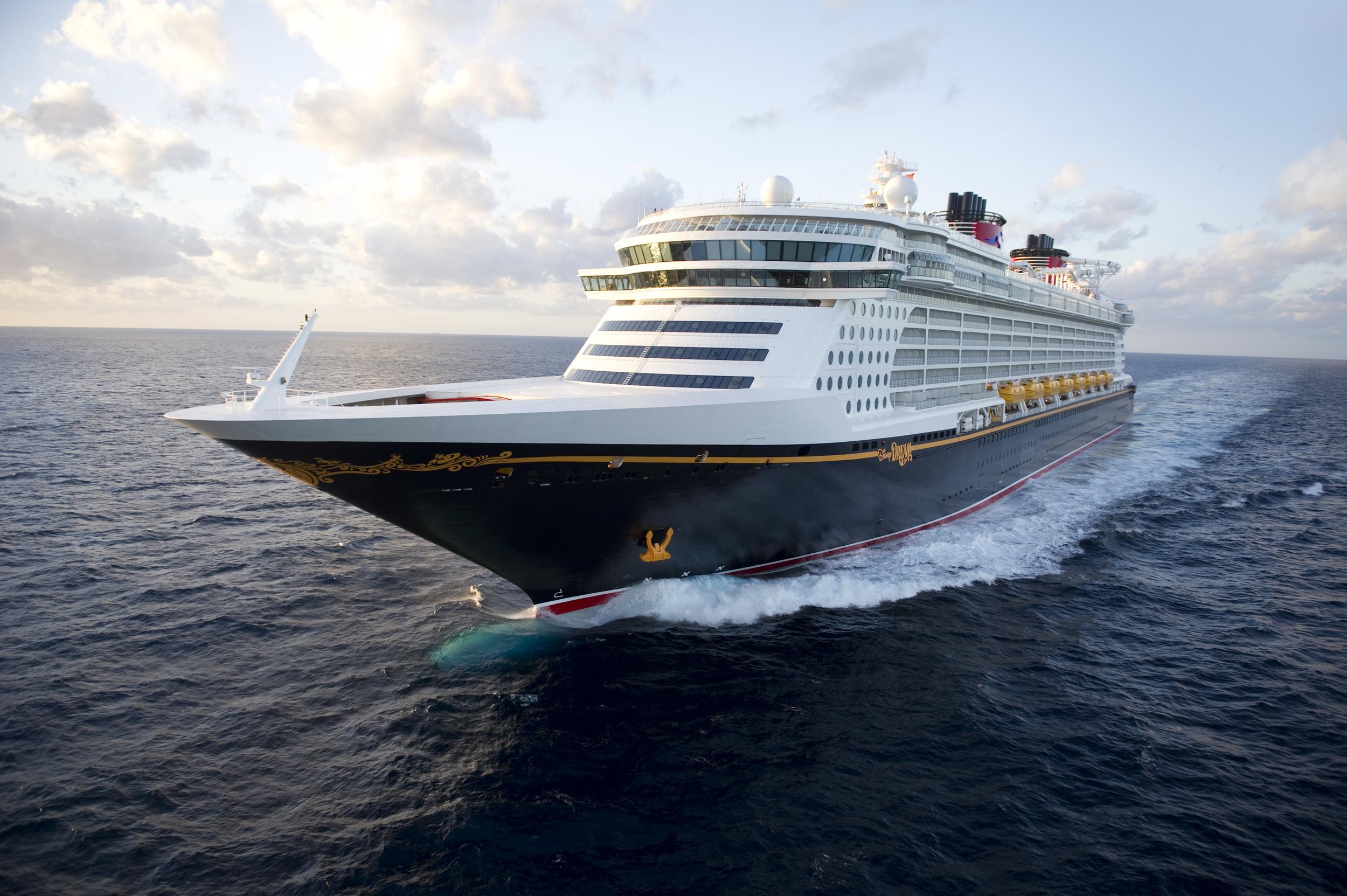 Los cruceros más mágicos en el mar