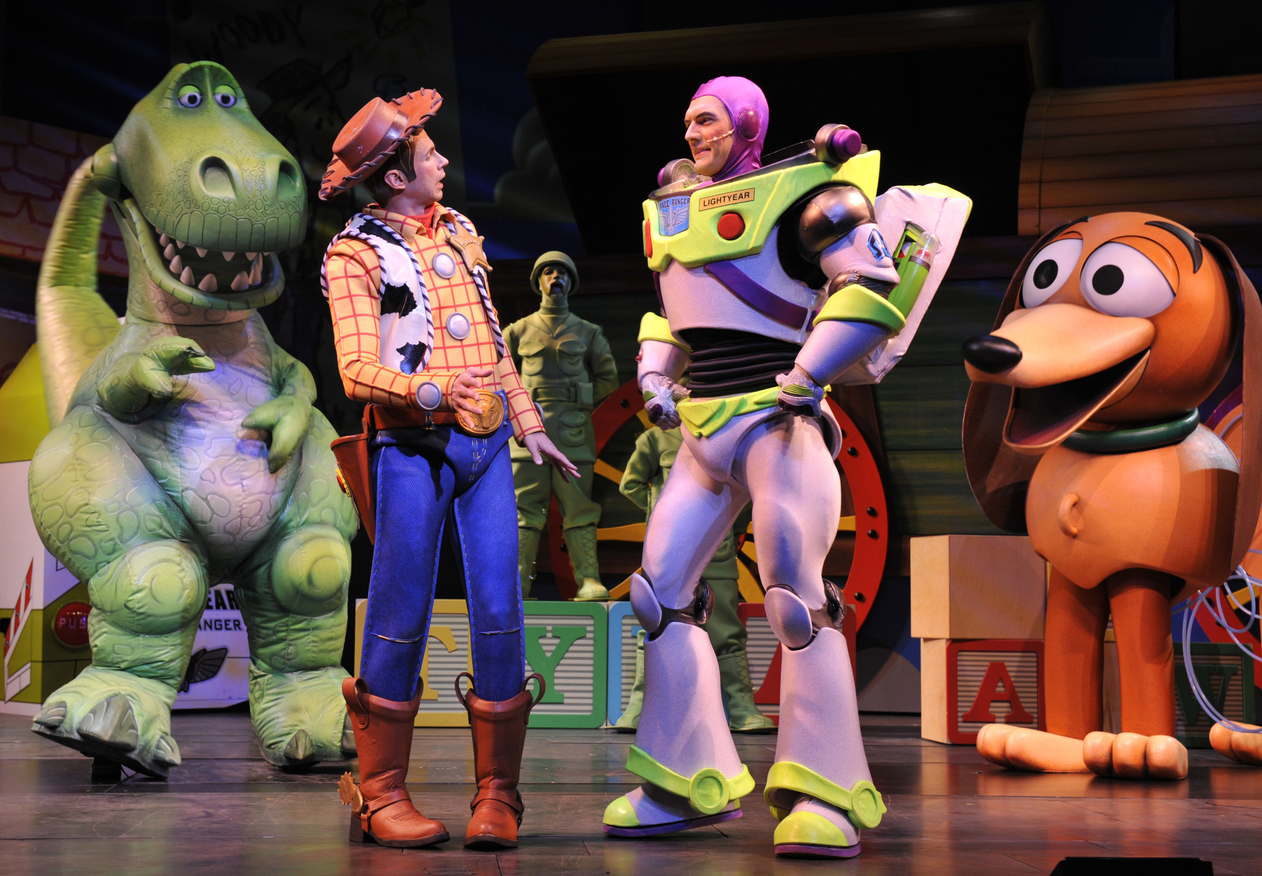 Toy Story - The Musical