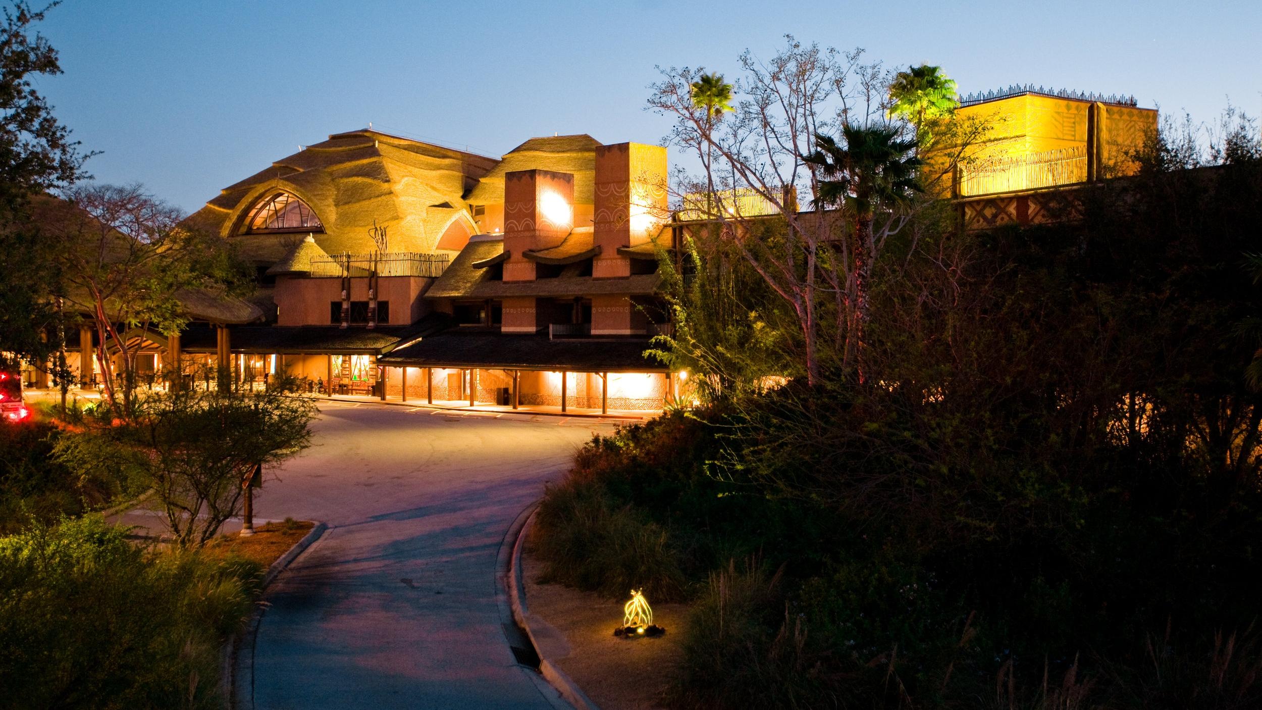 Disney's Animal Kingdom Lodge - ¿Quieres conocer sus habitaciones?