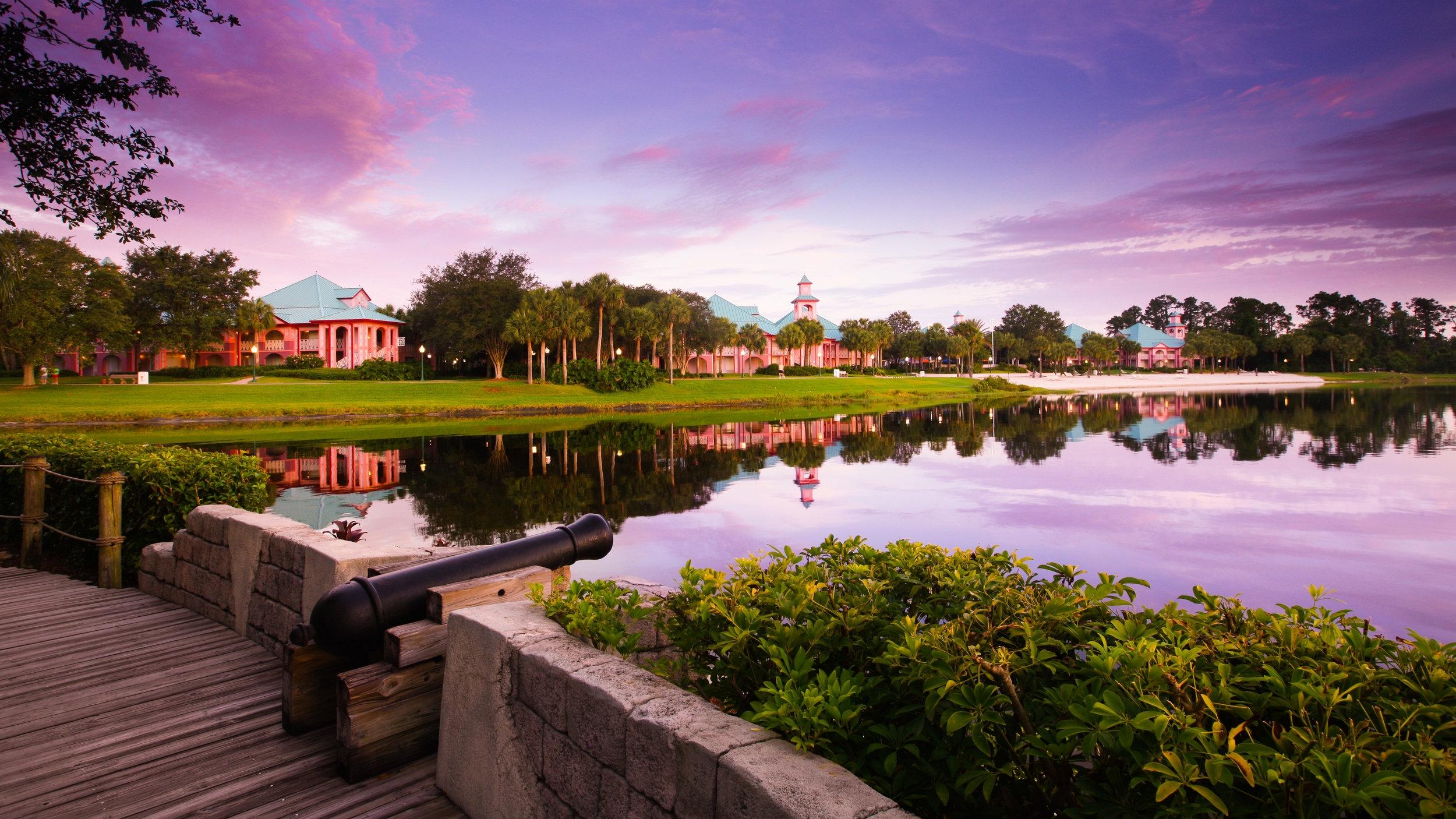 Disney's Caribbean Beach Resort - ¿Quieres conocer sus habitaciones?